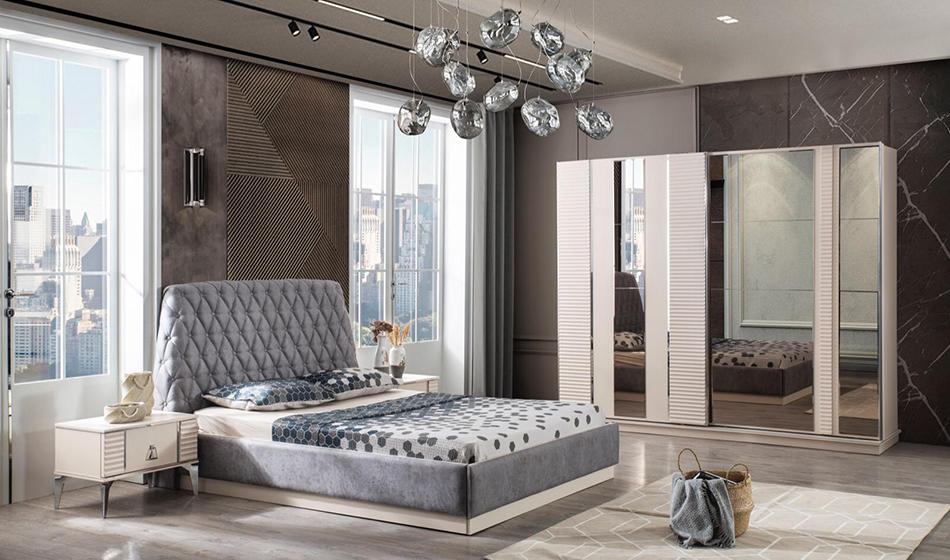 inegöl mobilya Vera Yatak Odası Takımı 2