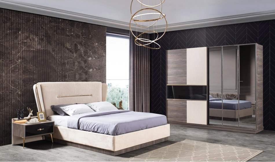 inegöl mobilya Asos Yatak Odası Takımı
