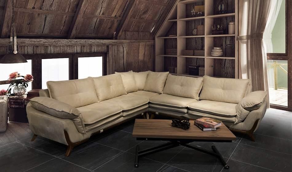 inegöl mobilya Relax Köşe Koltuk Takımı
