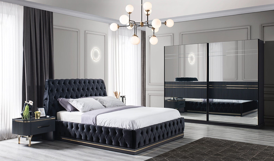 inegöl mobilya Almira Yatak Odası Takımı