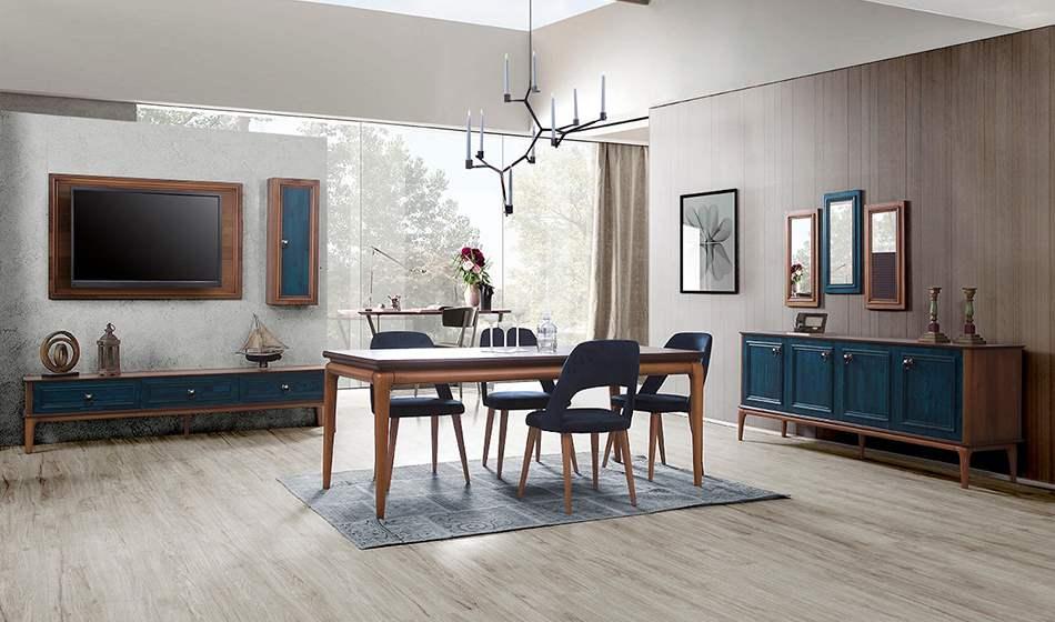 inegöl mobilya Tuğra Yaşam Odası