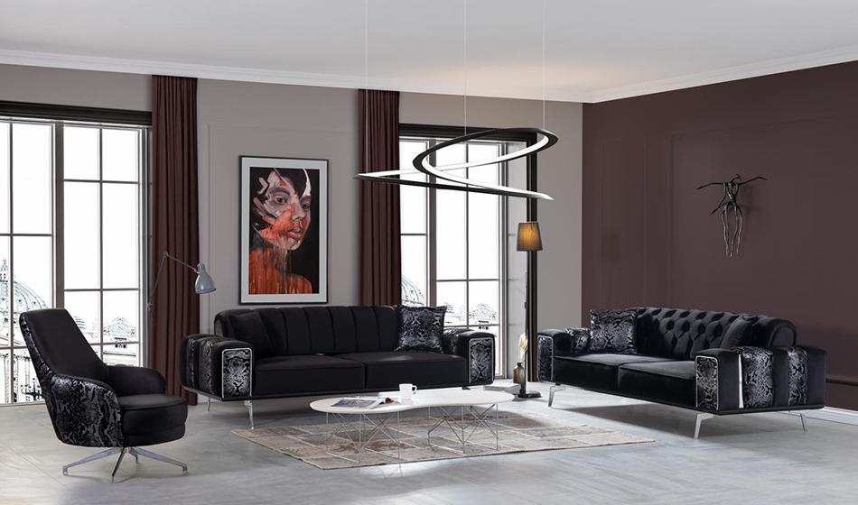 inegöl mobilya Artemis Koltuk Takımı 3+3+1