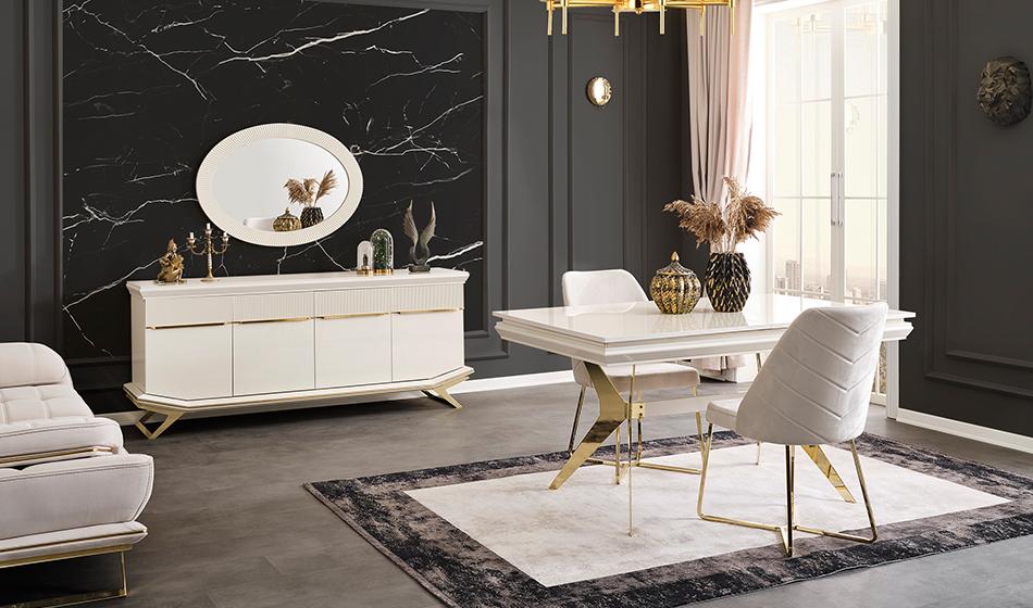 inegöl mobilya Angel Yaşam Odası