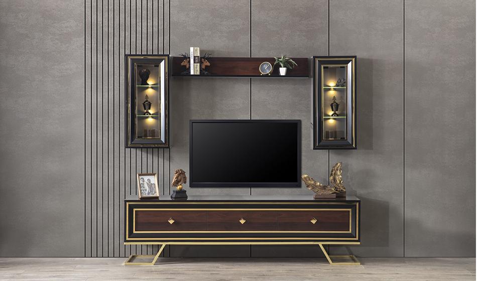 inegöl mobilya Best Duvar Ünitesi