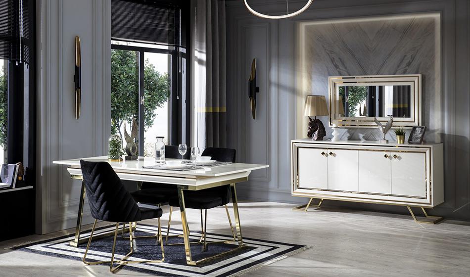 inegöl mobilya Palermo Yaşam Odası