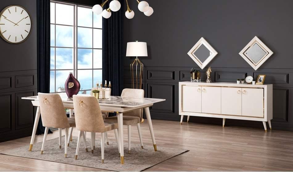 inegöl mobilya Sahra Yaşam Odası Takımı