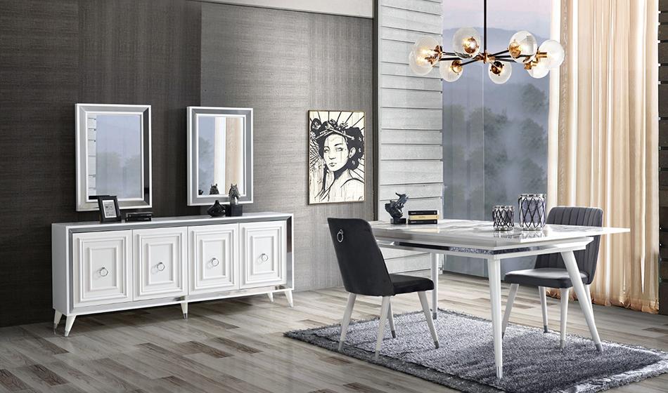 inegöl mobilya Granit Yaşam Odası (Mermer)