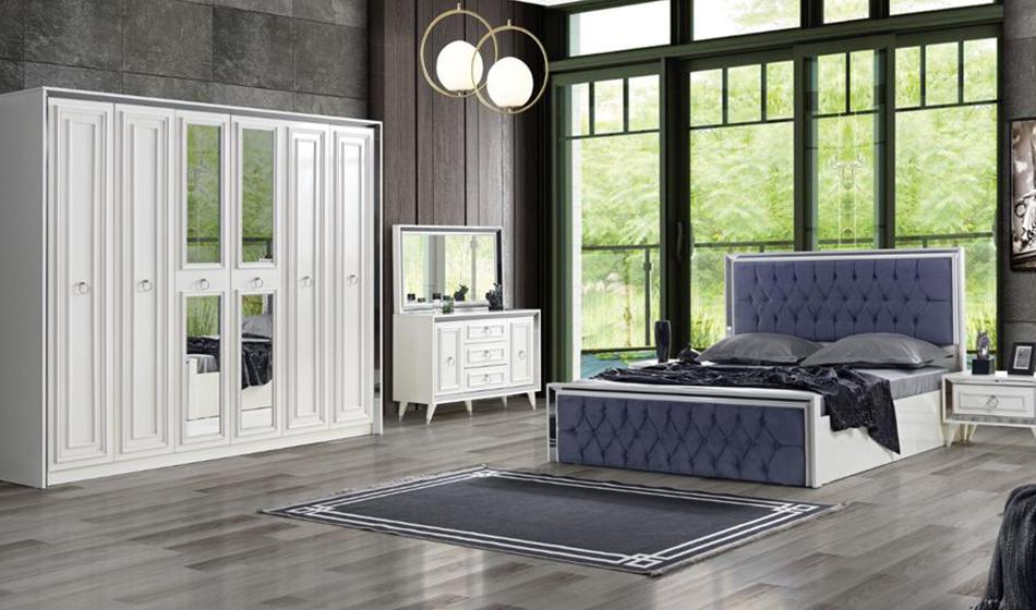 inegöl mobilya Granit Yatak Odası Takımı