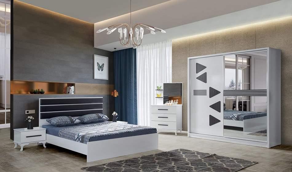 inegöl mobilya Çağla Yatak Odası Takımı