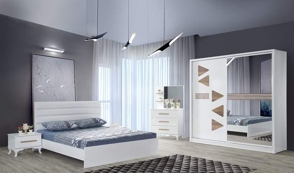 inegöl mobilya Öykü Yatak Odası Takımı