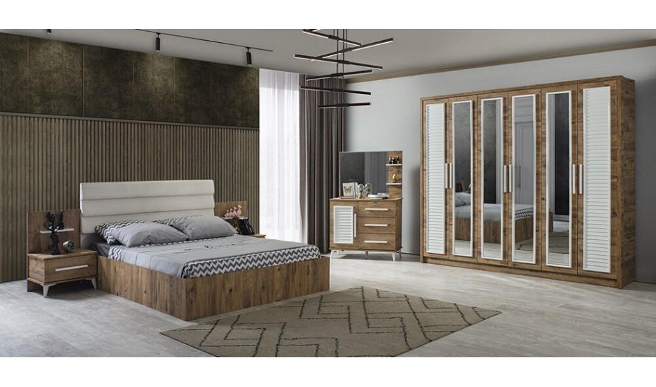 inegöl mobilya Ada Yatak Odası Takımı