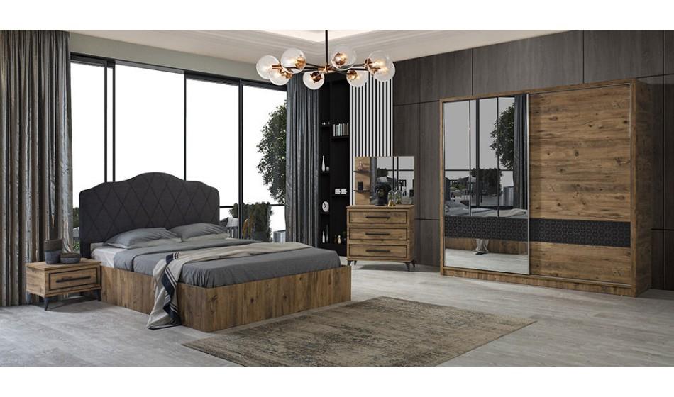 inegöl mobilya Atlas Yatak Odası Takımı