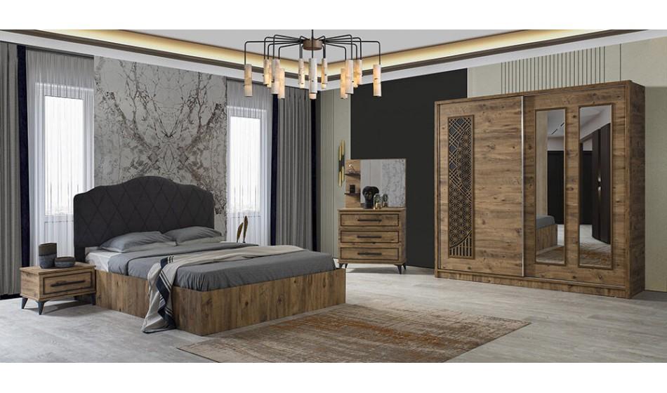 inegöl mobilya Ceren Yatak Odası Takımı