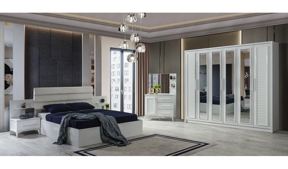 inegöl mobilya Milano Yatak Odası Takımı