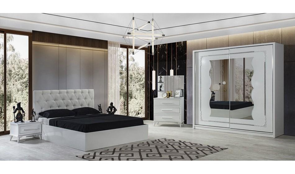 inegöl mobilya Pırlanta Yatak Odası Takımı