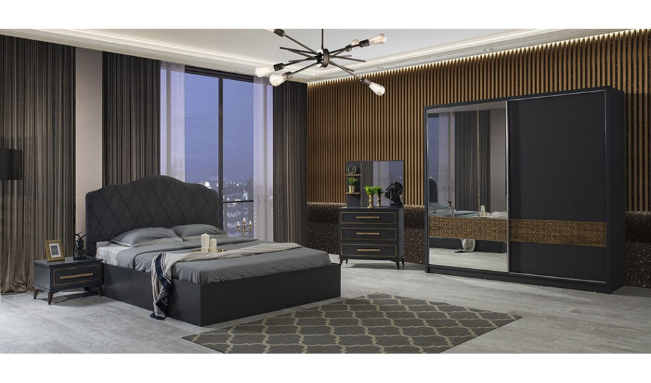 inegöl mobilya Venedik Yatak Odası Takımı