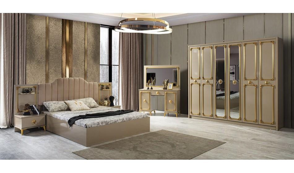 inegöl mobilya İstanbul Yatak Odası Takımı