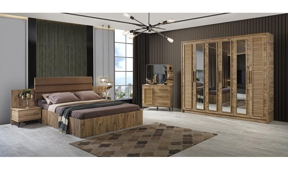 inegöl mobilya Yağmur Yatak Odası Takımı