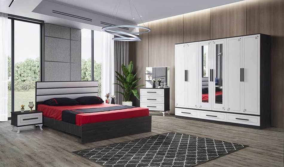 inegöl mobilya Arda Yatak Odası Takımı