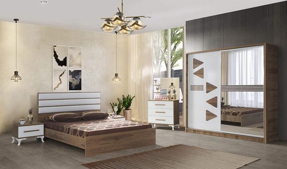 inegöl mobilya Asel Yatak Odası Takımı