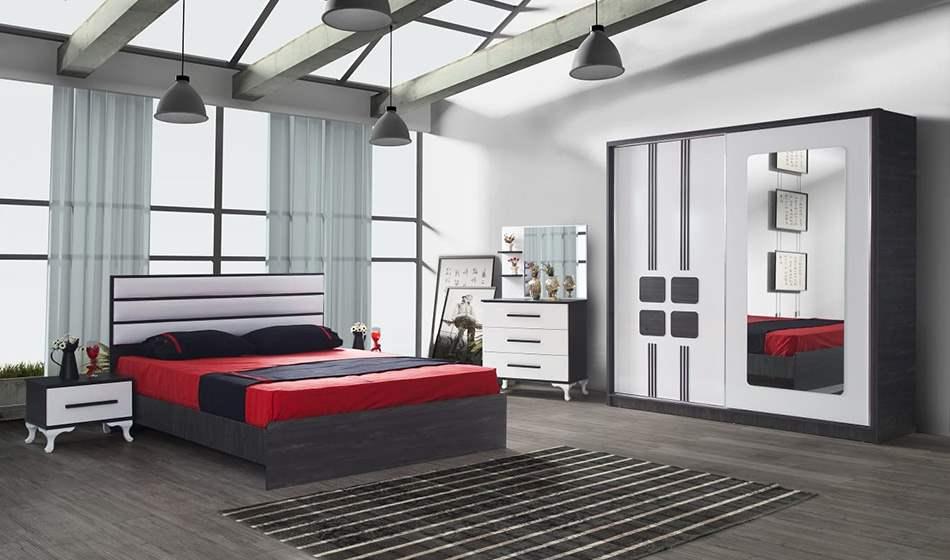 inegöl mobilya Beste Yatak Odası Takımı