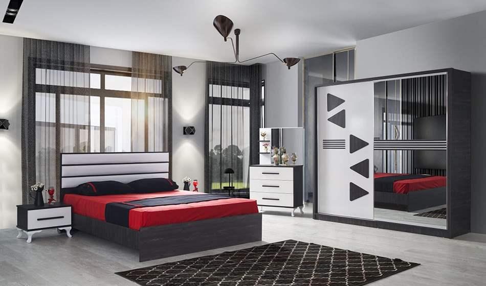 inegöl mobilya Eda Yatak Odası Takımı