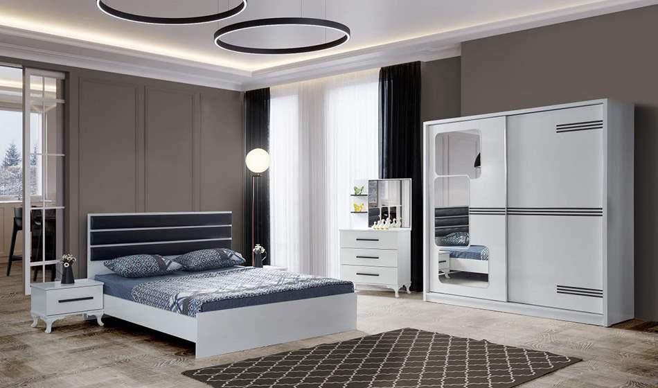 inegöl mobilya Hüma Yatak Odası Takımı