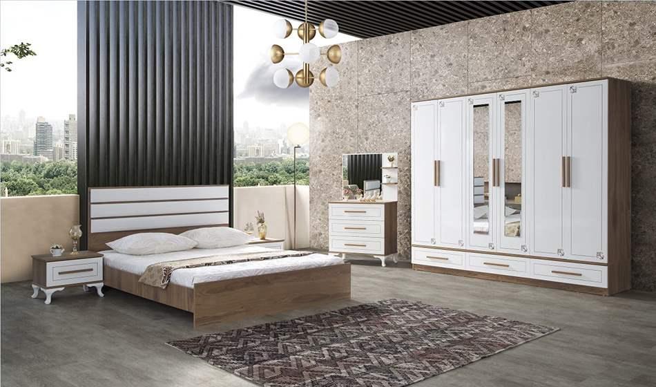 inegöl mobilya İznik Yatak Odası Takımı