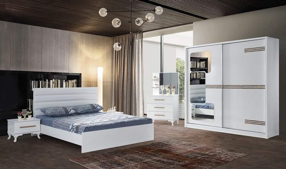 inegöl mobilya Manolya Yatak Odası Takımı
