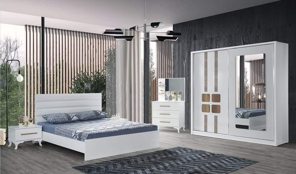 inegöl mobilya Vizon Yatak Odası Takımı