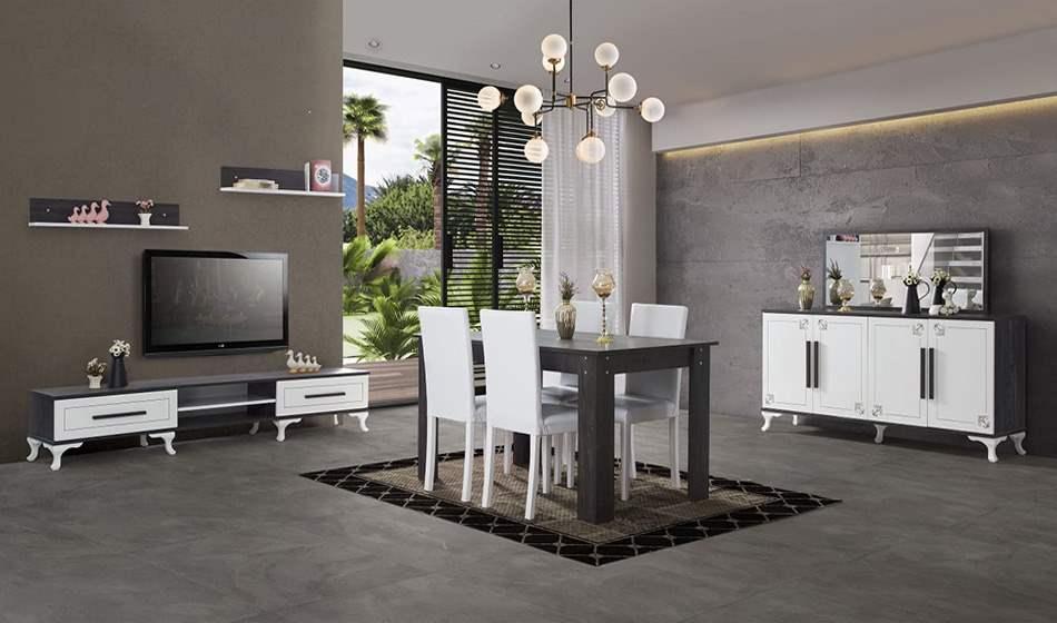inegöl mobilya Miray Yemek Odası Takımı