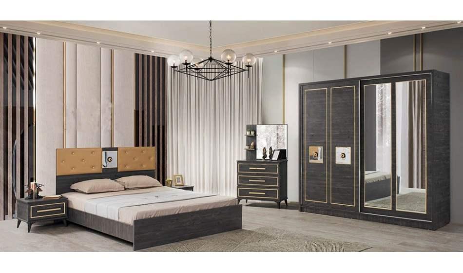 inegöl mobilya Mustang Yatak Odası Takımı
