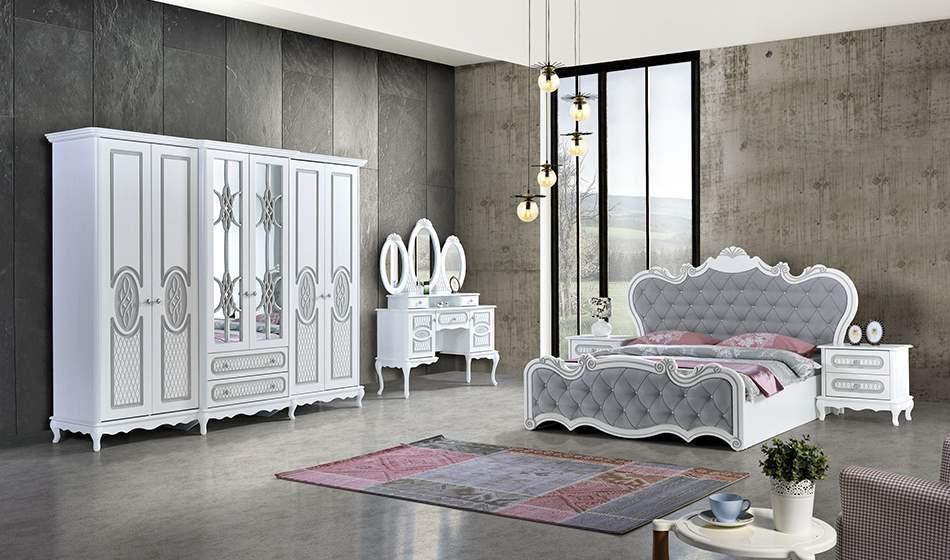 inegöl mobilya Cemre Country Yatak Odası Takımı