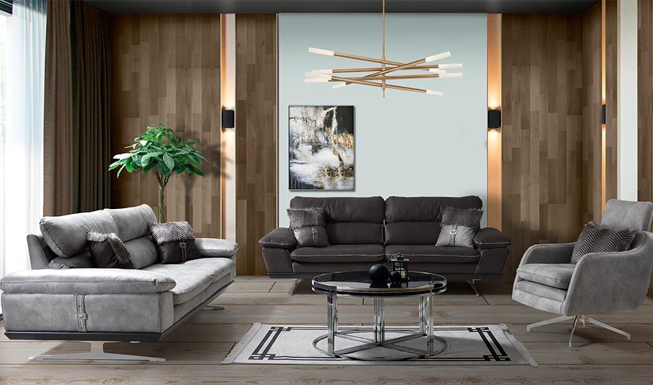 inegöl mobilya Zen Koltuk Takımı 3+3+1
